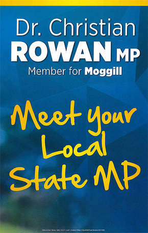 Meet your Local State MP
